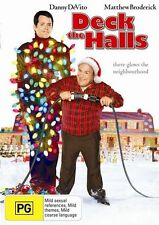 Deck The Halls (DVD, 2007) -- Free Postage --