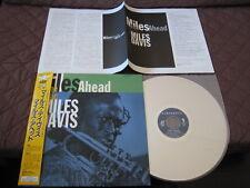Miles Davis Miles Ahead The Music of Miles Japan Laserdisc w OBI 1993 LD Laser