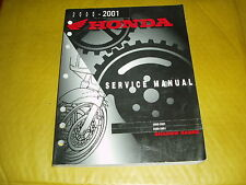 HONDA SHADOW SABRE GENUINE SERVICE MANUAL