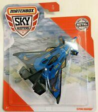 Matchbox Sky Busters 9/13 Flying Dagger Desert Dagger Airplane