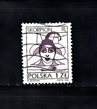 Vp67 Poland #3286 Stamp Used Buy 4 To 40 Stamp Lots & Pay $3.00 S&H Maximum