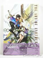 3 - 7 Days | The Art of Another Eden Illustration Book from JP