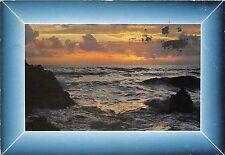 B58544 Costa del Cilento Marina di Ascea sunset    italy