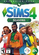 The Sims 4 Seasons PC and Mac [Origin CD key]  No Disc/Box - in stock