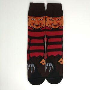 'Freddy Krueger' Socks *Nightmare On Elm Street*