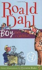 Boy: Tales of Childhood By Roald Dahl. 9780141322766