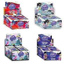 MY LITTLE PONY CCG MLP CCG : BOOSTER BOX LOT SPECIAL 4 SEALED BOXES!