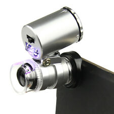 """60X Zoom Cellphone Loupe Microscope Lens Magnifier Camera For iPhone 6 Plus 5.5"""""""