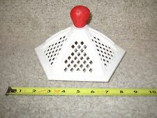 Vintage Strawberry Shortcake Berry Gazebo Patio Replacement Part Roof Top toy