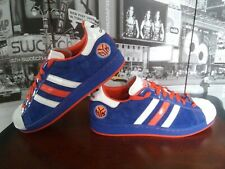 2007 Adidas Superstar 1 New York Knicks Suede sneakers 014148 US 10 EUR 44  NEW 3166d0a7c
