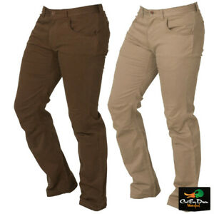 NEW BANDED GEAR COTTON TWILL GARMENT DYED CASUAL HUNTING PANTS - B1020025 -