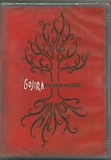 GOJIRA The Link Alive 2003 DVD All Regions SEALED