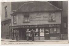 London, The Old Curiosity Shop LL 283 Postcard, B720