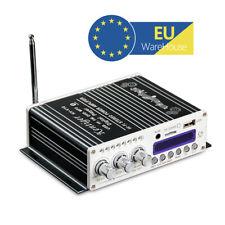 HiFi Bluetooth Amplificatore di potenza classe D Stereo Bass Car Power Amplifier