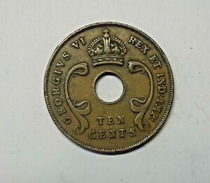 EAST AFRICA TEN CENT 1941.    KM 26