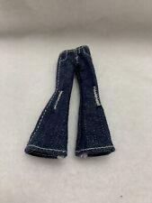 Girlz Girlz Bratz Kidz 7� Yasmin Doll Dark Blue Denim Jeans