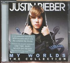 Justin Bieber / My Worlds - The Collection - 2CD