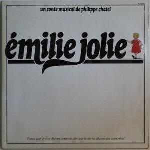 Philippe Chatel - Emilie Jolie (un conte musical)