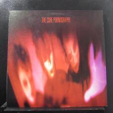 The Cure - Pornography LP Mint- SP-4902 1st 1982 A&M USA Vinyl Record