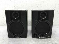 M-Audio Studiophile AV 40 Monitor Speakers Pair