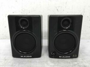 M-Audio Studiophile AV 40 Monitor Speakers Pair