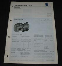Betriebsanleitung Einbauanleitung Eberspächer Standheizung Diesel PKW D 9 W!