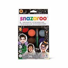 Snazaroo Face Painting Kit - Halloween