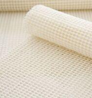 Anti Slip Rug Gripper Non Skid Reuseable Multi Purpose Underlay For Carpet & Mat