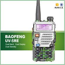 Baofeng UV-5RE Walkie Talkie144/430MHz VHF UHF1800mAh Ham Amateur Two-way Radios