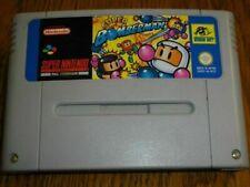 Super Bomberman für Super Nintendo SNES