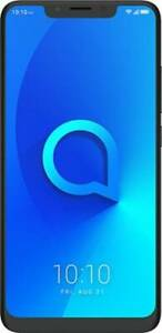 "New Launch Alcatel 5V Unlocked Dual SIM-3GB RAM-6.2"" Display-16MP Camera- BLACK"