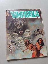 VAMPIRELLA MAGAZINE No. 8 - 1971 - French - Warren