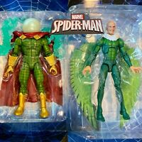 MYSTERIO & VULTURE - Marvel Legends Spider-Man Sinister Six Retro - SHIPS FAST!