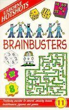 Brain Busters (Usborne Hotshots)