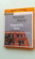 NORMAN MAILER OSWALD'S TALE 2 MP3 DISK SET RUNNING TIME 29 HOURS UK POST FREE