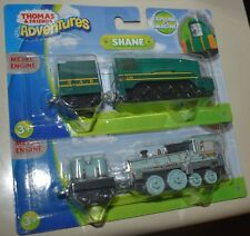 THOMAS & FRIENDS ADVENTURES LEXI THE EXPERIMENTAL ENGINE & SHANE LOT OF 2 NEW