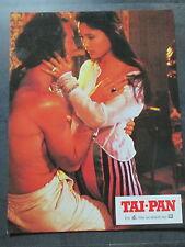 TAI-PAN - Aushangfoto #2 - Daryl Duke - Bryan Brown, Joan Chen