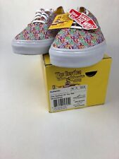 VANS Shoes AUTHENTIC THE BEATLES ALL YOU NEED IS LOVE Footwear MEN'S SIZE 12