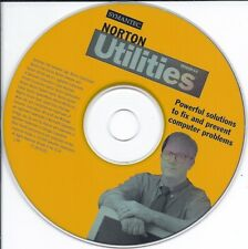 Symantec Norton Utilities CD