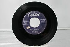 """45 RECORD 7""""- GENE VINCENT  - DANCE TO THE BOP"""