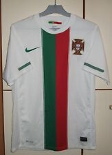 Portugal 2010 - 2012 Away football shirt jersey Nike size S