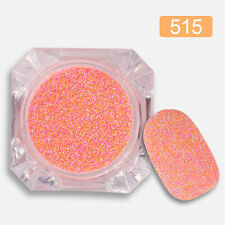 Mixed Candy Color Matte Nail Art Glitter Dust Powder Nail Acrylic Decor #515
