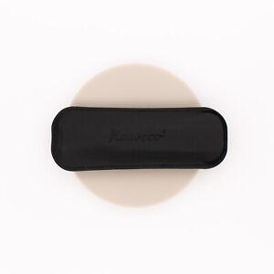 Kaweco Pen Holder Eco Leather 2 Places Black