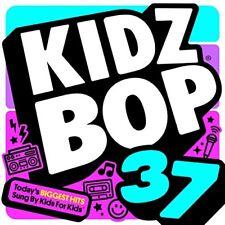 KIDZ BOP 37 CD - KIDZ BOP KIDS (2018) - NEW UNOPENED - POP ROCK