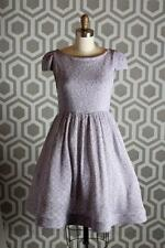 NWT Alice & Olivia Beatrice Knit Dress 4 $495 Purple Ombre