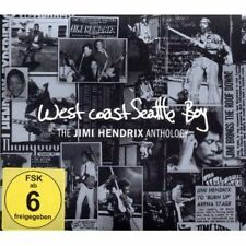 JIMI HENDRIX - WEST COAST SEATTLE BOY. THE JIMI -CD+DVD
