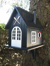 TRADITIONAL WINDERMERE BOATHOUSE BIRD HOUSE BEST OF BRITISH