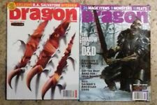 Dragon Magazine 323 & 324