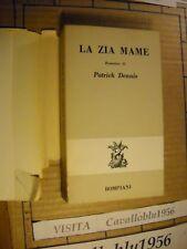 LIBRO - LA ZIA MAME - P. DENNIS - I DELFINI BOMPIANI N 102 1966 - NUOVO MA
