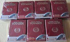 Star Trek Voyager Staffel 1-7 (Hart Boxen) Deutsche Ausgaben fast neuwertig OOP
